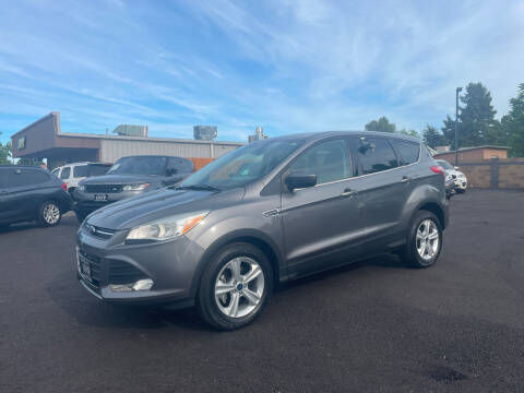 2014 Ford Escape for sale at Northwest Premier Auto Sales in West Richland And Kennewick WA