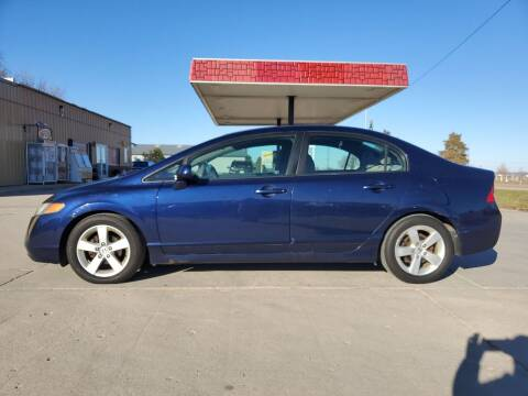 2007 Honda Civic for sale at Dakota Auto Inc. in Dakota City NE