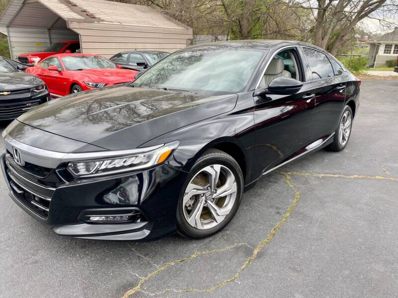 2018 Honda Accord for sale at Lux Auto in Lawrenceville GA