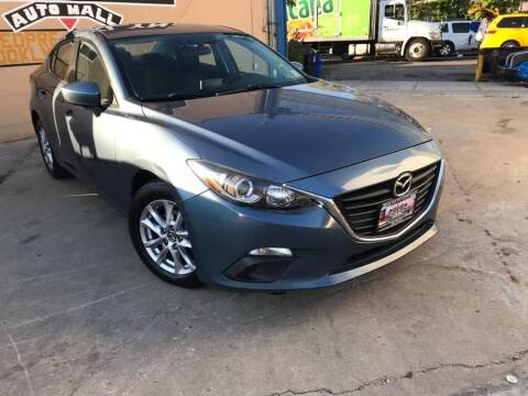 2016 Mazda MAZDA3 for sale at Excellence Auto Trade 1 Corp in Brooklyn NY