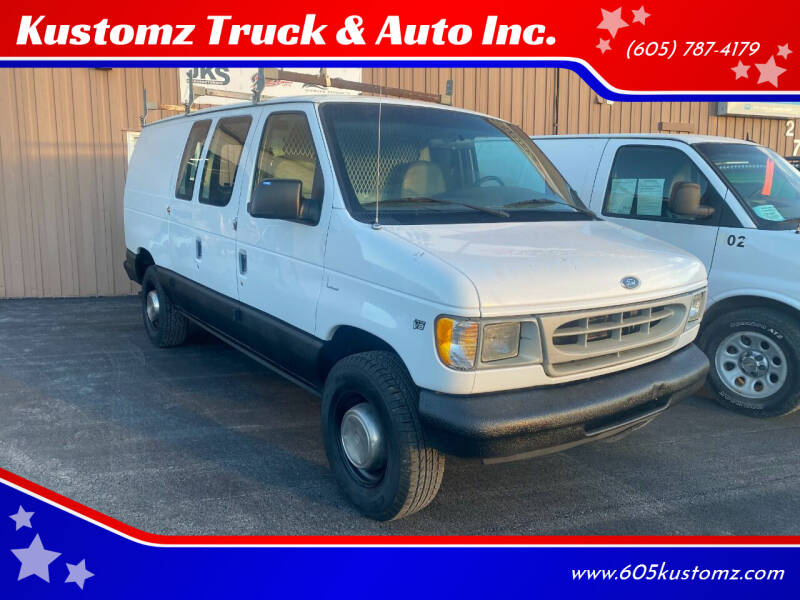 1999 Ford E-250 for sale at Kustomz Truck & Auto Inc. in Rapid City SD