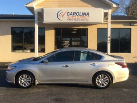 2018 Nissan Altima for sale at Carolina Auto Credit in Youngsville NC