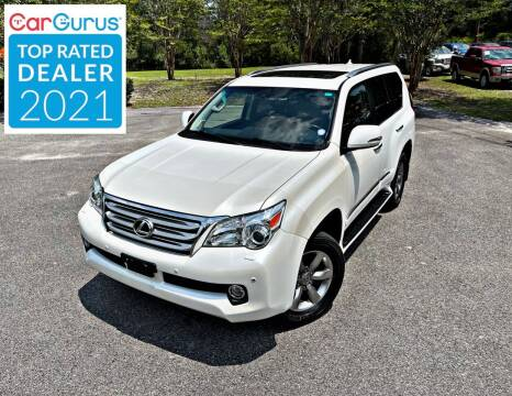2012 Lexus GX 460 for sale at Brothers Auto Sales of Conway in Conway SC
