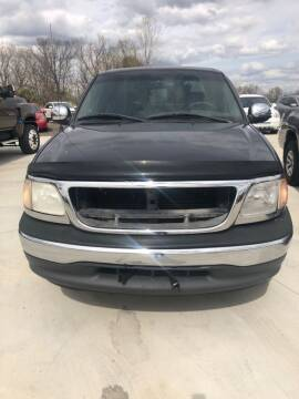2001 Ford F-150 for sale at Wolff Auto Sales in Clarksville TN