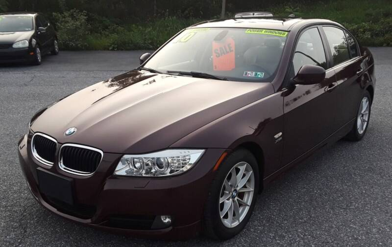 2010 BMW 3 Series for sale at Bik's Auto Sales in Camp Hill PA