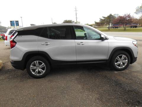 2018 GMC Terrain for sale at Unity Motors LLC in Jenison MI