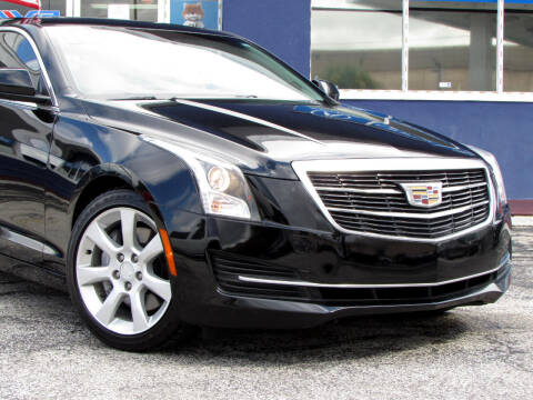 2016 Cadillac ATS for sale at Orlando Auto Connect in Orlando FL