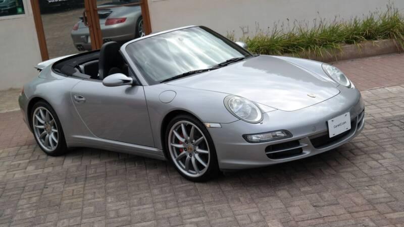 2008 Porsche 911 for sale at Cars-KC LLC in Overland Park KS