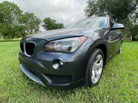 2014 BMW X1 for sale at Carz Of Texas Auto Sales in San Antonio TX