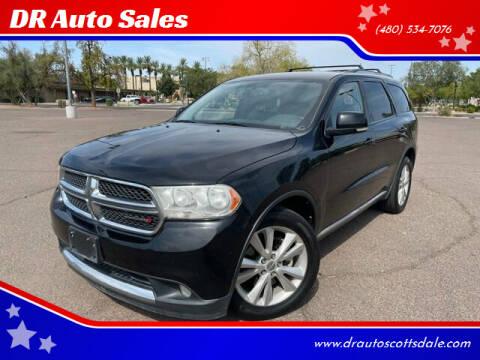 2012 Dodge Durango for sale at DR Auto Sales in Scottsdale AZ