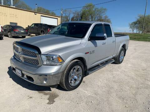 2015 RAM Ram Pickup 1500 for sale at Schrier Auto Body & Restoration in Cumberland IA