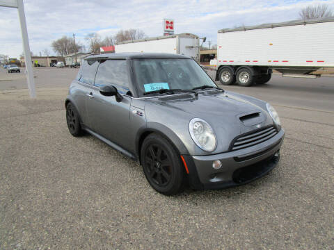 2005 MINI Cooper for sale at Padgett Auto Sales in Aberdeen SD