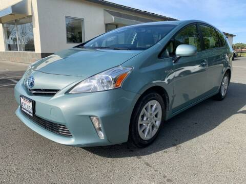2013 Toyota Prius v for sale at 707 Motors in Fairfield CA