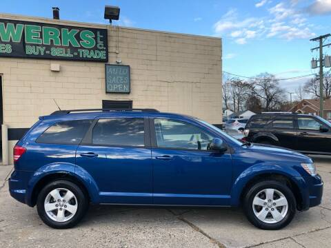 2010 Dodge Journey for sale at MLD Motorwerks Pre-Owned Auto Sales - MLD Motorwerks, LLC in Eastpointe MI