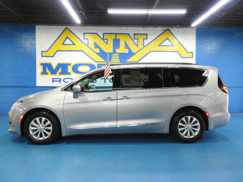 2017 Chrysler Pacifica for sale at ANNA MOTORS, INC. in Detroit MI