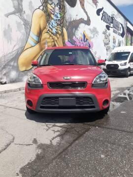 2013 Kia Soul for sale at Rosa's Auto Sales in Miami FL