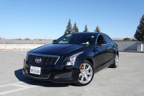 2013 Cadillac ATS for sale at BAY AREA CAR SALES in San Jose CA
