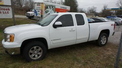 2008 GMC Sierra 1500 for sale at Tates Creek Motors KY in Nicholasville KY