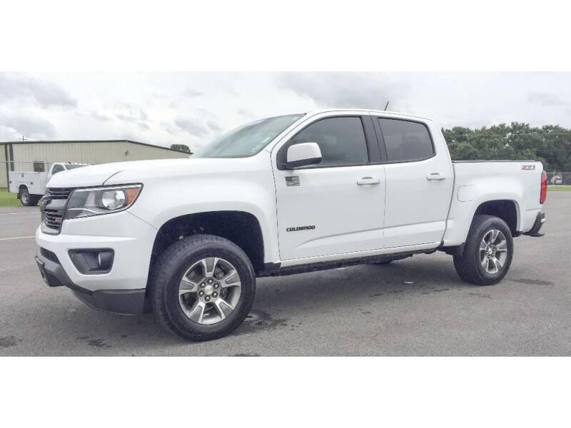 2019 Chevrolet Colorado for sale at CourtesyValueBB.com in Breaux Bridge LA