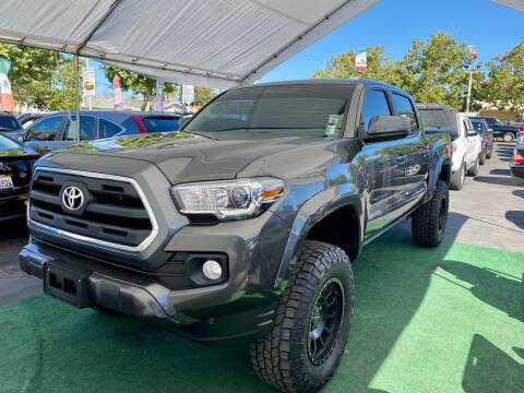2017 Toyota Tacoma for sale at San Jose Auto Outlet in San Jose CA