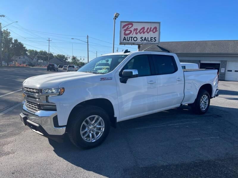 2020 Chevrolet Silverado 1500 for sale at Bravo Auto Sales in Whitesboro NY