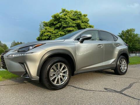 2019 Lexus NX 300h for sale at Reynolds Auto Sales in Wakefield MA