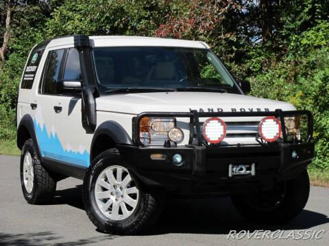 2006 Land Rover LR3 for sale at Isuzu Classic in Cream Ridge NJ