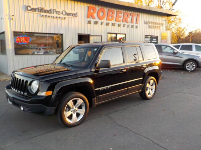 2013 Jeep Patriot for sale at Roberti Automotive in Kingston NY