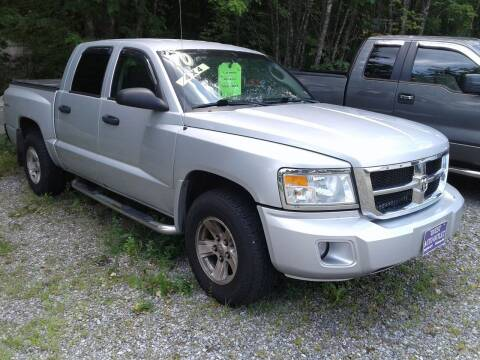 2010 Dodge Dakota for sale at Quest Auto Outlet in Chichester NH