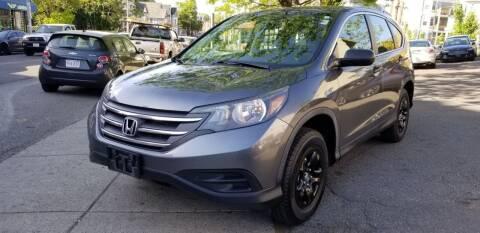 2013 Honda CR-V for sale at Motor City in Boston MA