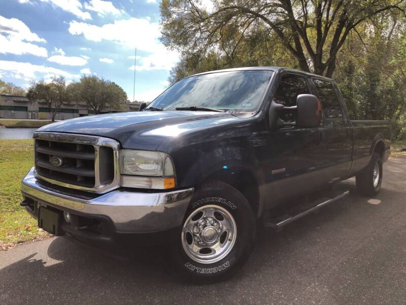 2004 Ford F-350 Super Duty for sale at Powerhouse Automotive in Tampa FL