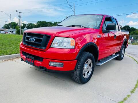 2005 Ford F-150 for sale at Xtreme Auto Mart LLC in Kansas City MO