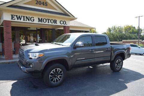 2020 Toyota Tacoma for sale at Ewing Motor Company in Buford GA