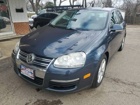 2008 Volkswagen Jetta for sale at New Wheels in Glendale Heights IL
