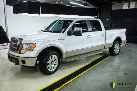 2013 Ford F-150 for sale at Jetset Automotive in Cedar Rapids IA