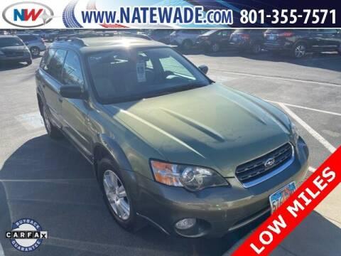 2005 Subaru Outback for sale at NATE WADE SUBARU in Salt Lake City UT