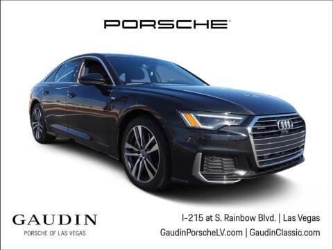 2019 Audi A6 for sale at Gaudin Porsche in Las Vegas NV