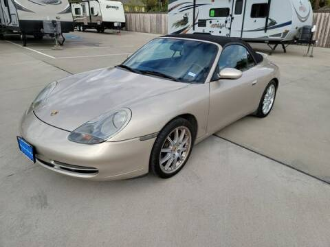 1999 Porsche 911 for sale at Kell Auto Sales, Inc - Grace Street in Wichita Falls TX