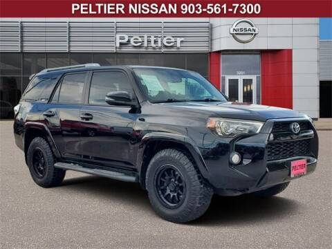 2014 Toyota 4Runner for sale at TEX TYLER Autos Cars Trucks SUV Sales in Tyler TX