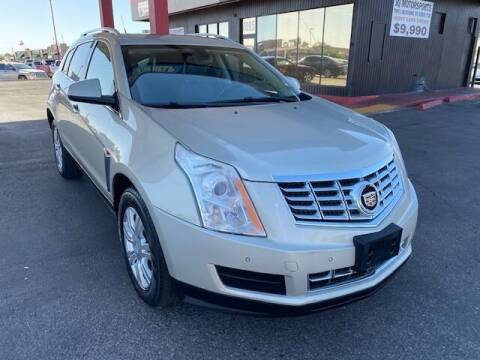 2013 Cadillac SRX for sale at JQ Motorsports East in Tucson AZ