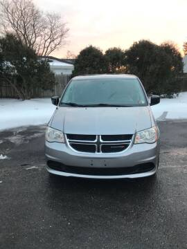 2014 Dodge Grand Caravan for sale at Elwan Motors in West Long Branch NJ