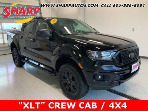2021 Ford Ranger for sale at Sharp Automotive in Watertown SD