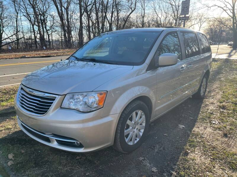 2014 Chrysler Town and Country for sale at Kapos Auto, Inc. in Ridgewood, Queens NY