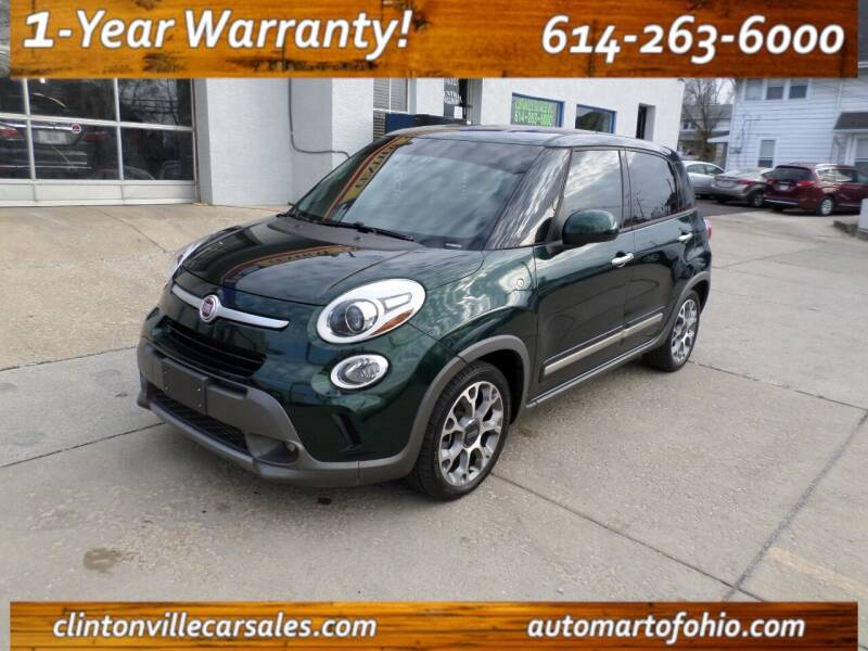 2014 FIAT 500L for sale at Clintonville Car Sales in Columbus OH