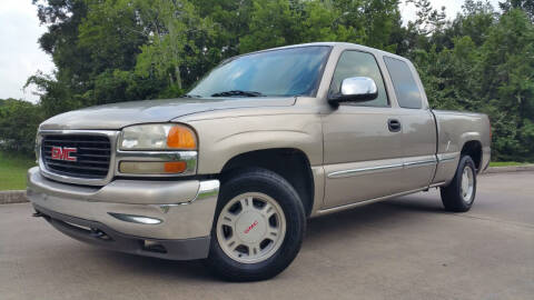 2001 GMC Sierra 1500 for sale at Houston Auto Preowned in Houston TX