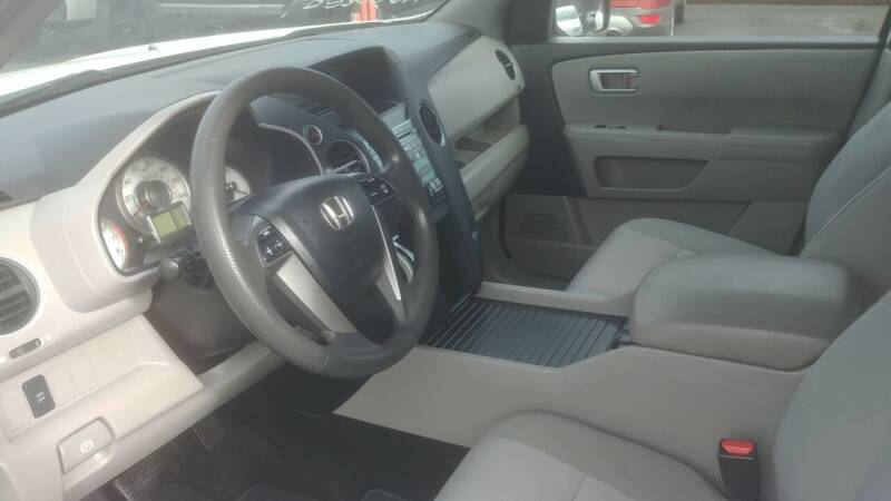 2011 Honda Pilot 4x4 EX 4dr SUV - Elizabethton TN