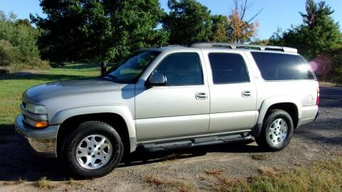 2005 Chevrolet Suburban for sale at North Star Auto Mall in Isanti MN