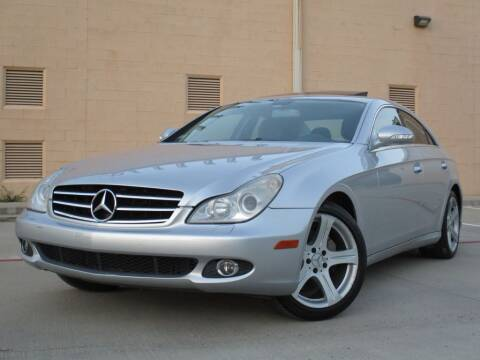 2007 Mercedes-Benz CLS for sale at Executive Motor Group in Houston TX