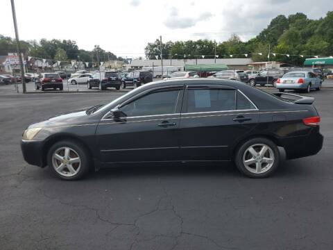 2004 Honda Accord for sale at A-1 Auto Sales in Anderson SC