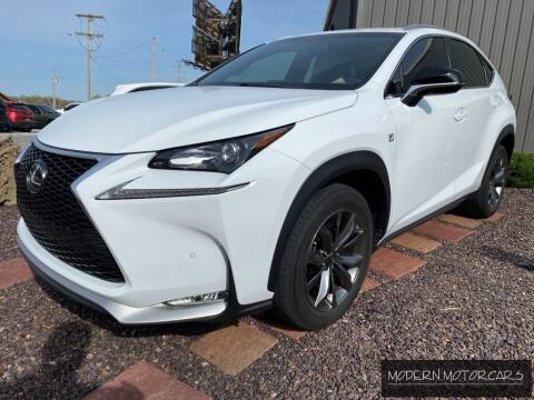 2017 Lexus NX 200t for sale at Modern Motorcars in Nixa MO